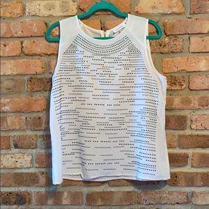 Calvin Klein blouse size L